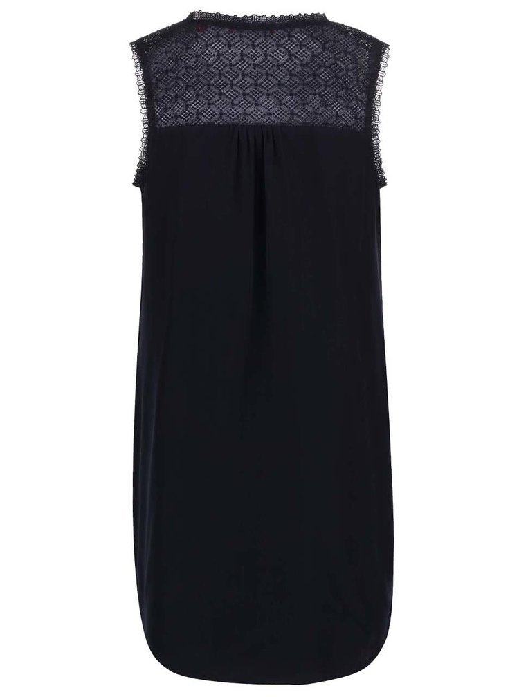Tmavomodré šaty s.Oliver