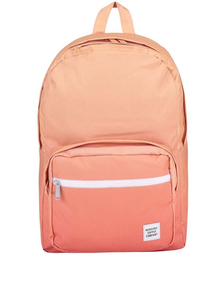 Oranžový unisex batoh Herschel Pop Quiz 22 l