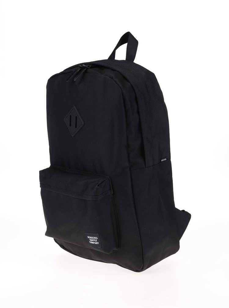 Černý batoh Herschel Heritage