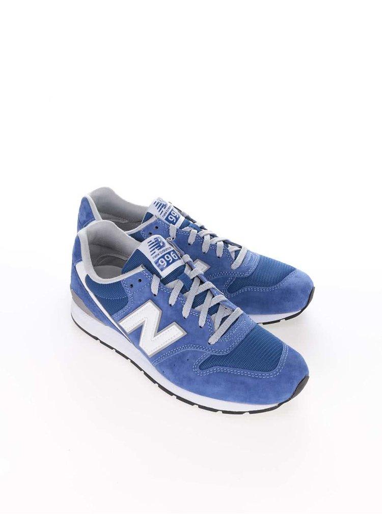 Pantofi sport bărbătești New Balance albaștri