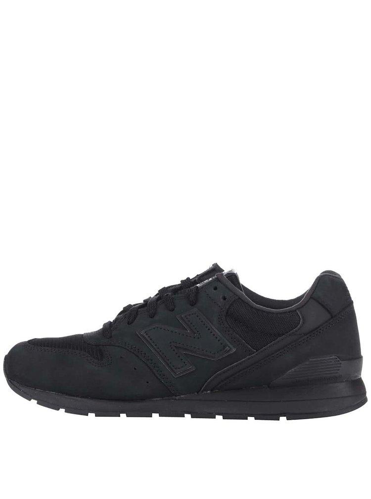Pantofi sport bărbătești New Balance negri