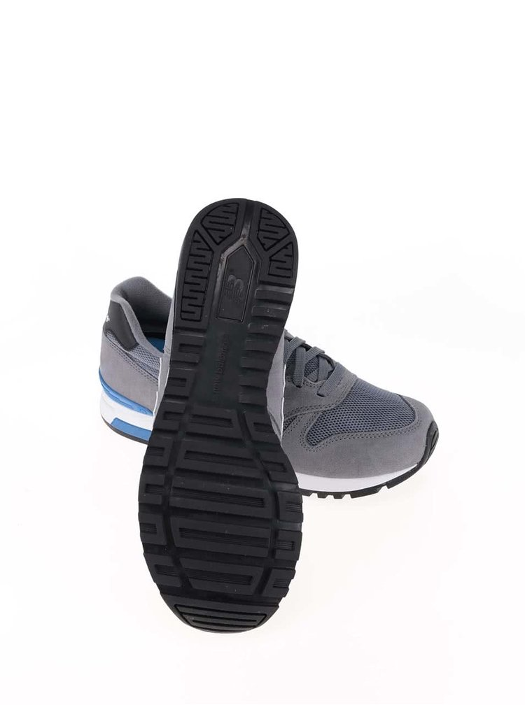 Pantofi sport bărbătești New Balance gri