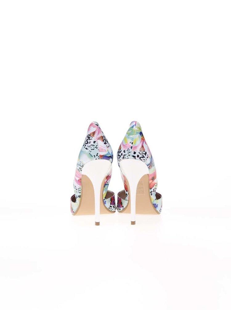 Pantofi cu toc Steve Madden Varcitty multicolori
