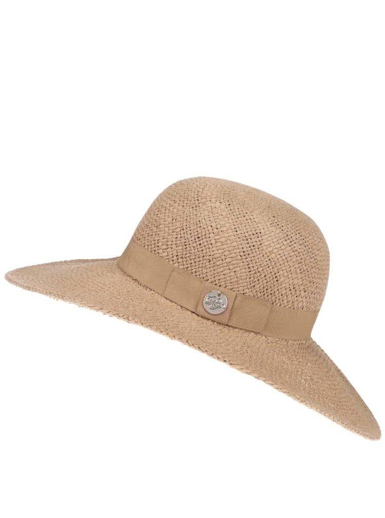 Béžový slaměný klobouk Dorothy Perkins