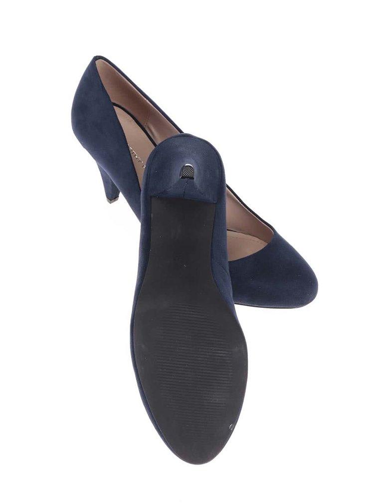 Pantofi albastru inchis Dorothy Perkins