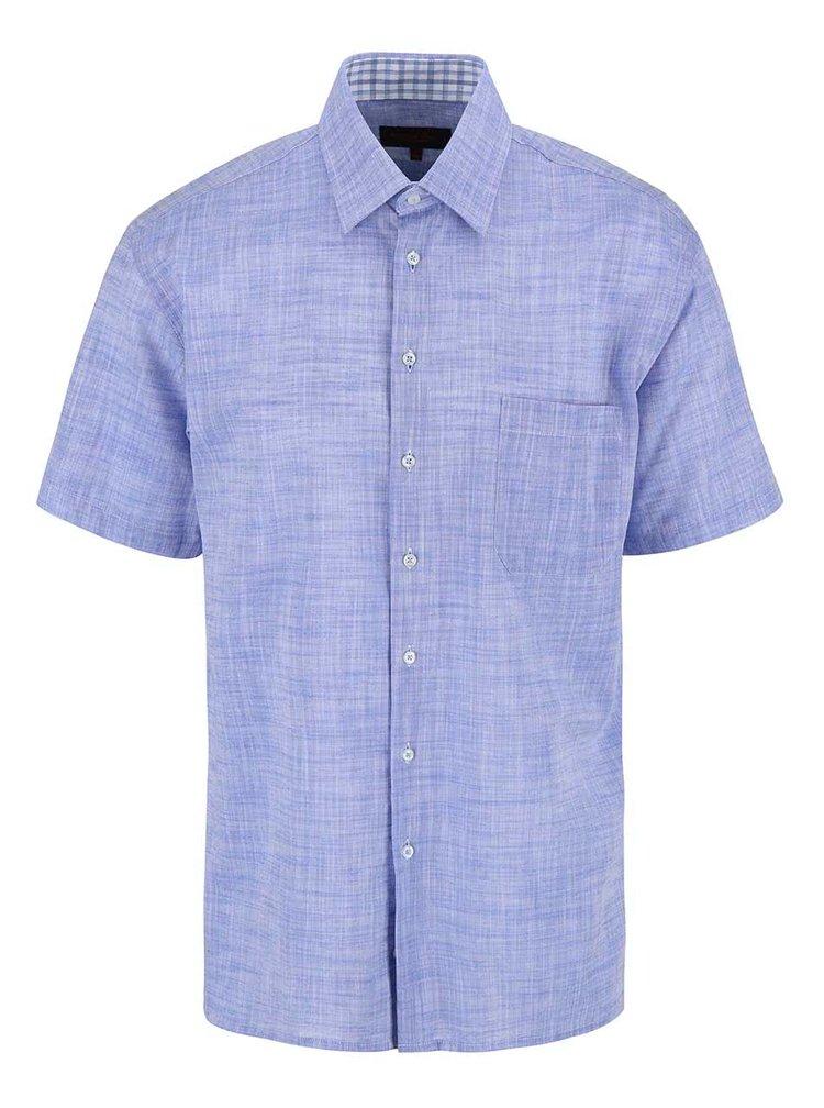 Modrá žíhaná košile Seven Seas