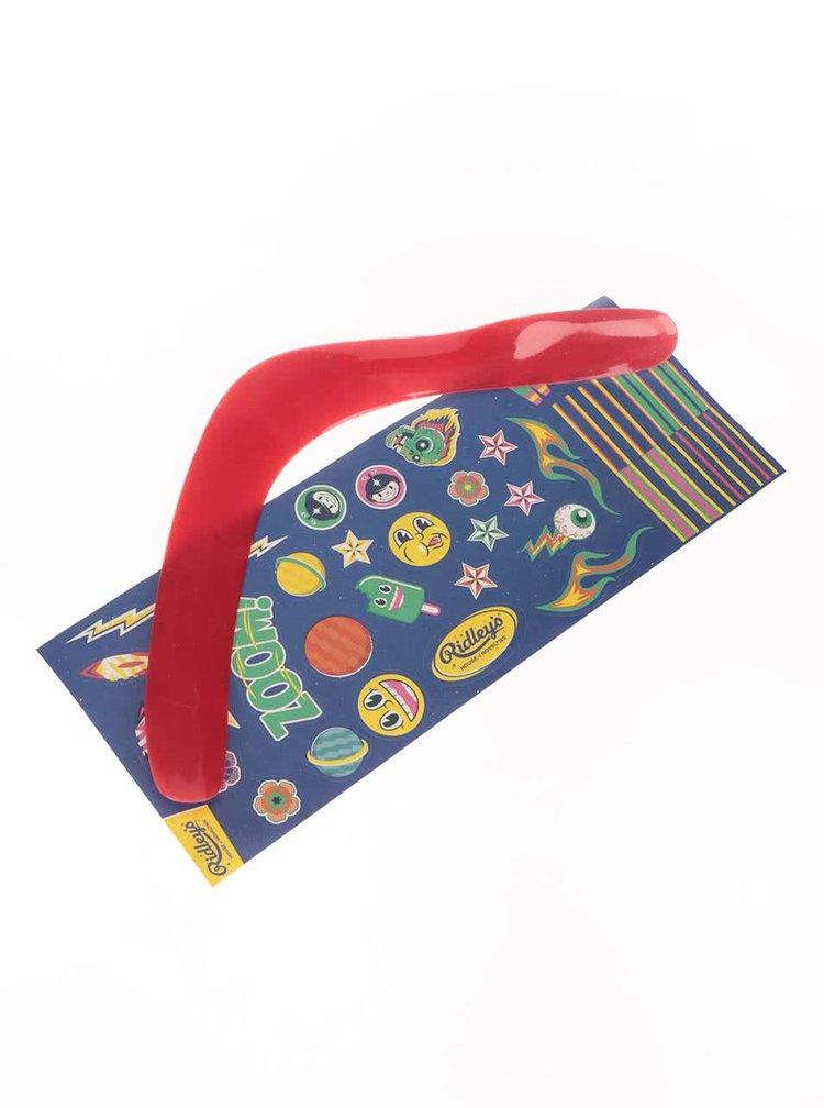 Červený bumerang Ridley's