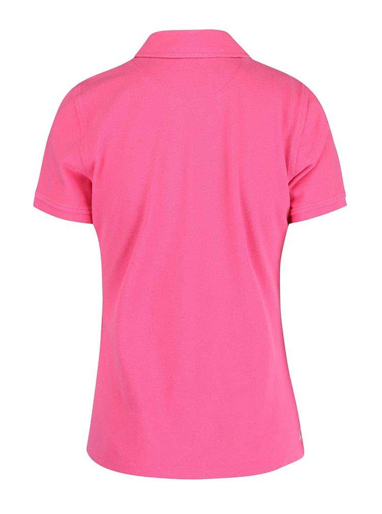 Tricou polo de damă Tom Joule Beaufort roz
