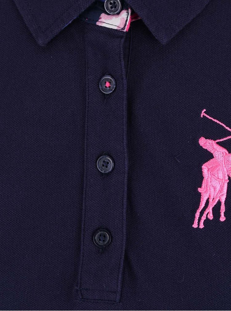 Tricou polo de damă Tom Joule Beaufort navy