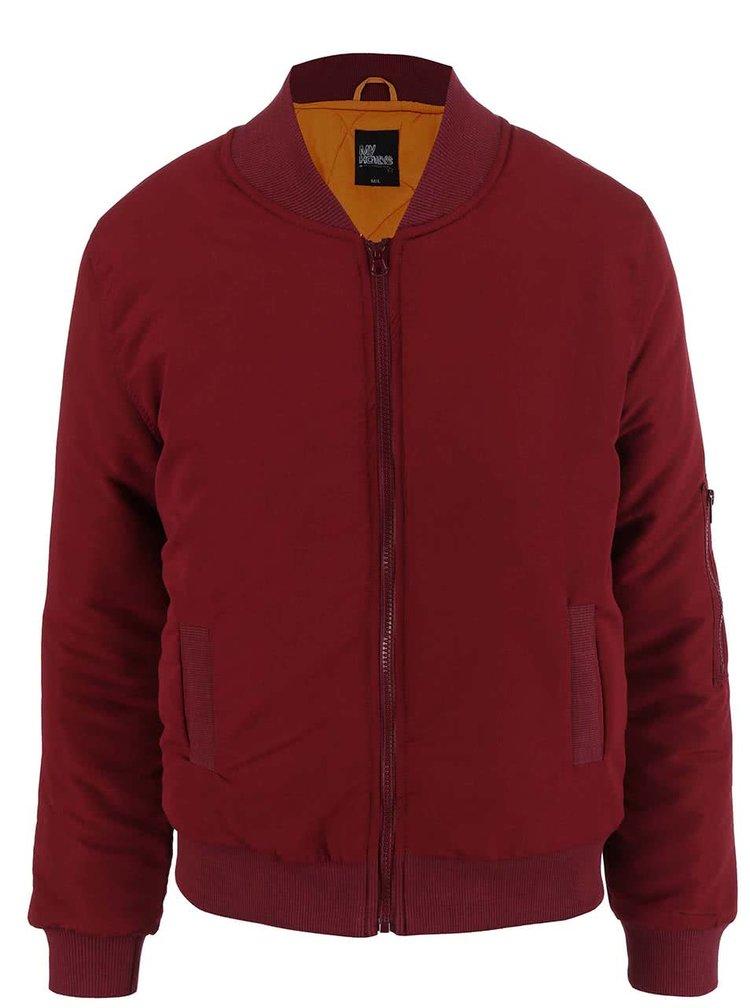 Jachetă bomber Haily's roșu închis
