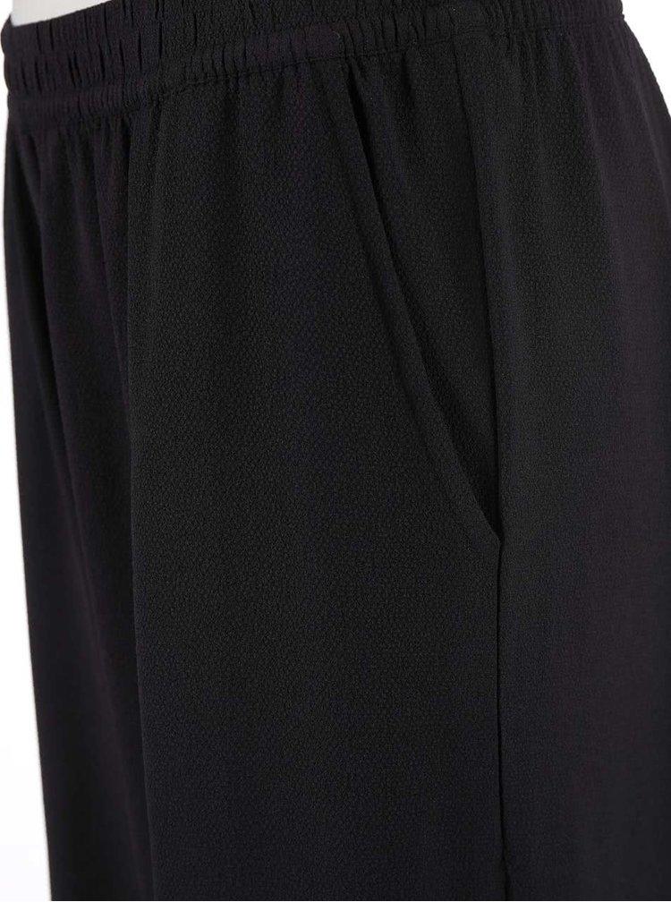 Černé culottes ONLY Evita