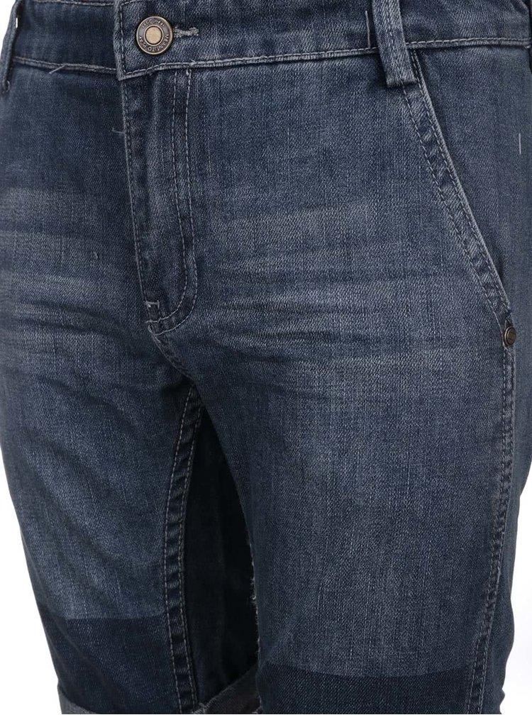 Modré džínové klučičí šortky LEGO wear