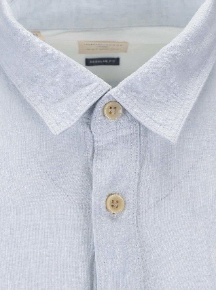Světle modrá regular fit košile Selected Homme Two Jayson