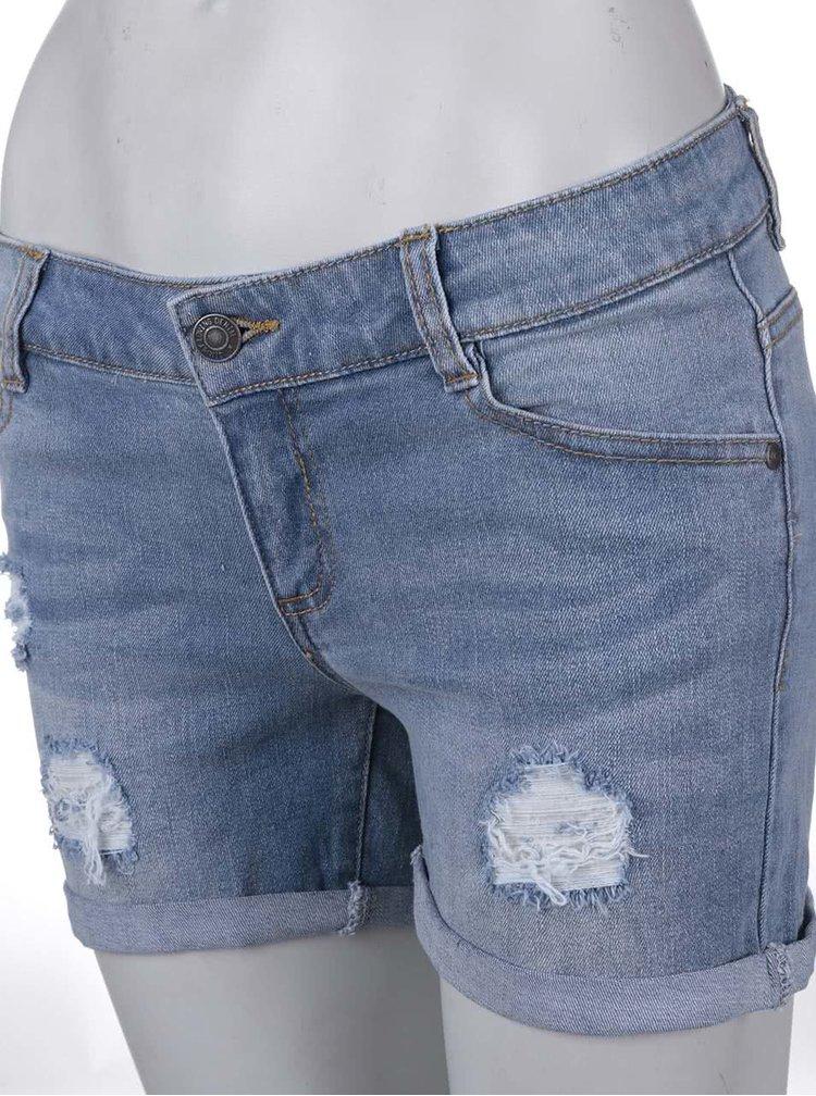 Pantaloni scurti VERO MODA Be Five din denim