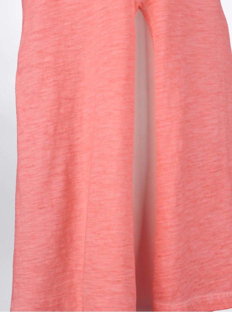 Rochie maxi Cars Taylor roz