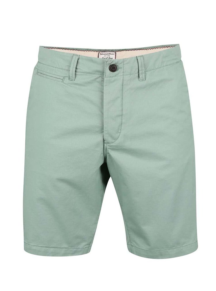 Pantaloni scurți Jack & Jones Graham verde deschis