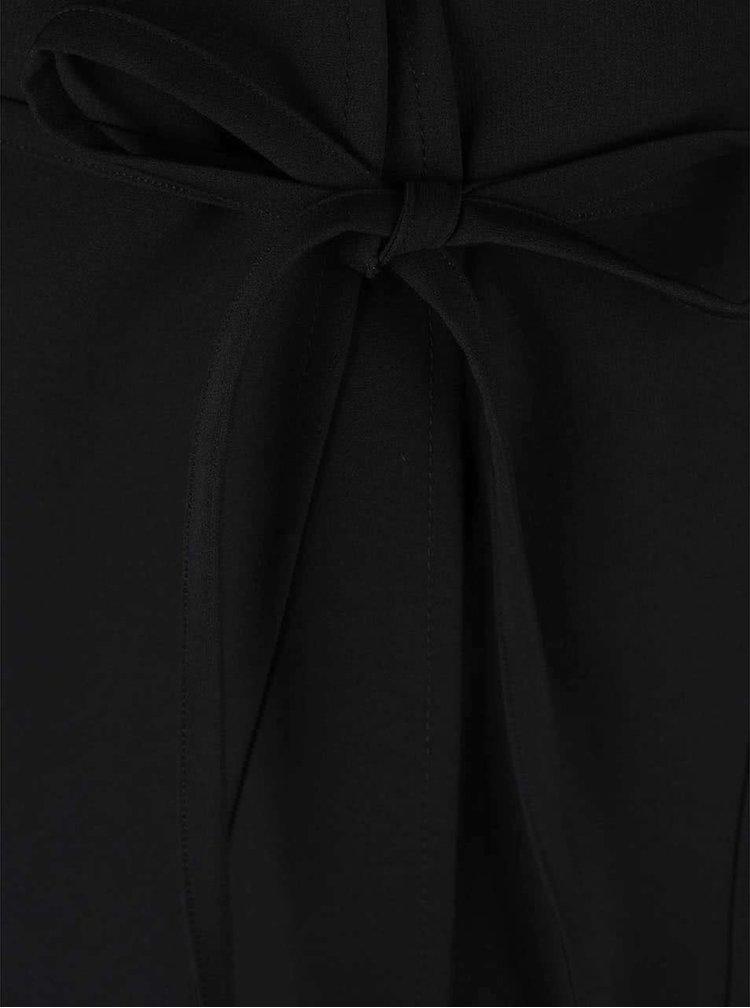 Černá dámská vesta Alchymi Cara
