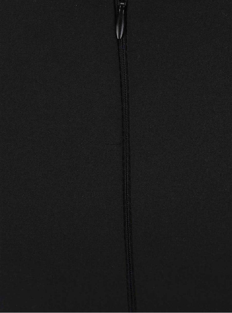 Černé šaty Alchymi Achroite