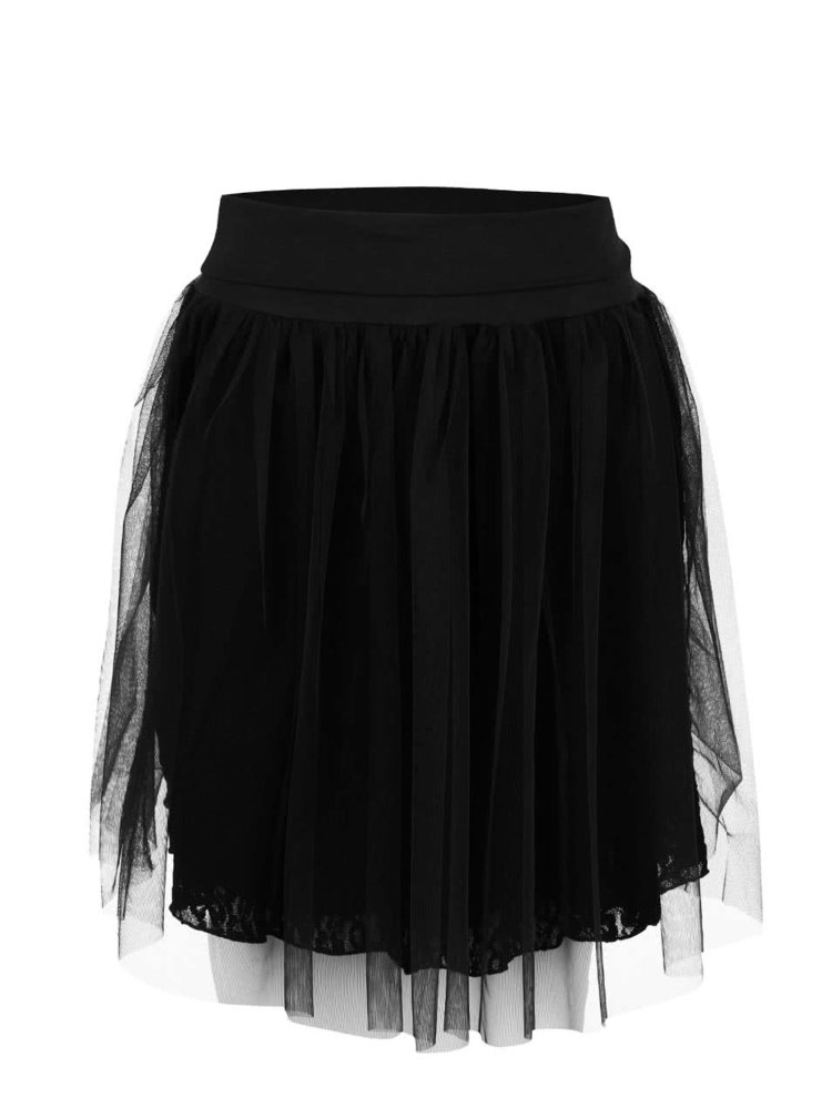 Černá taneční sukně DEHA
