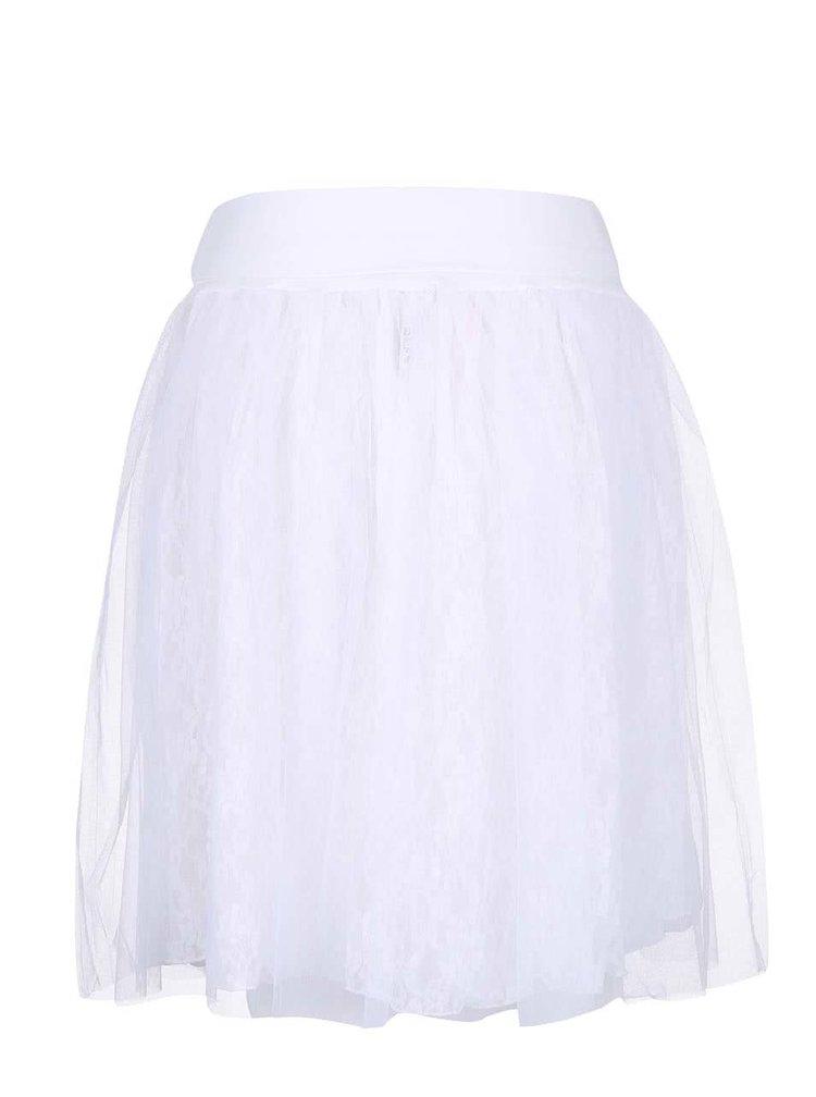 Bílá taneční sukně DEHA