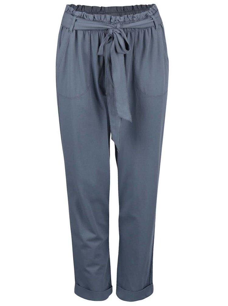 Pantaloni DEHA gri-albastrui