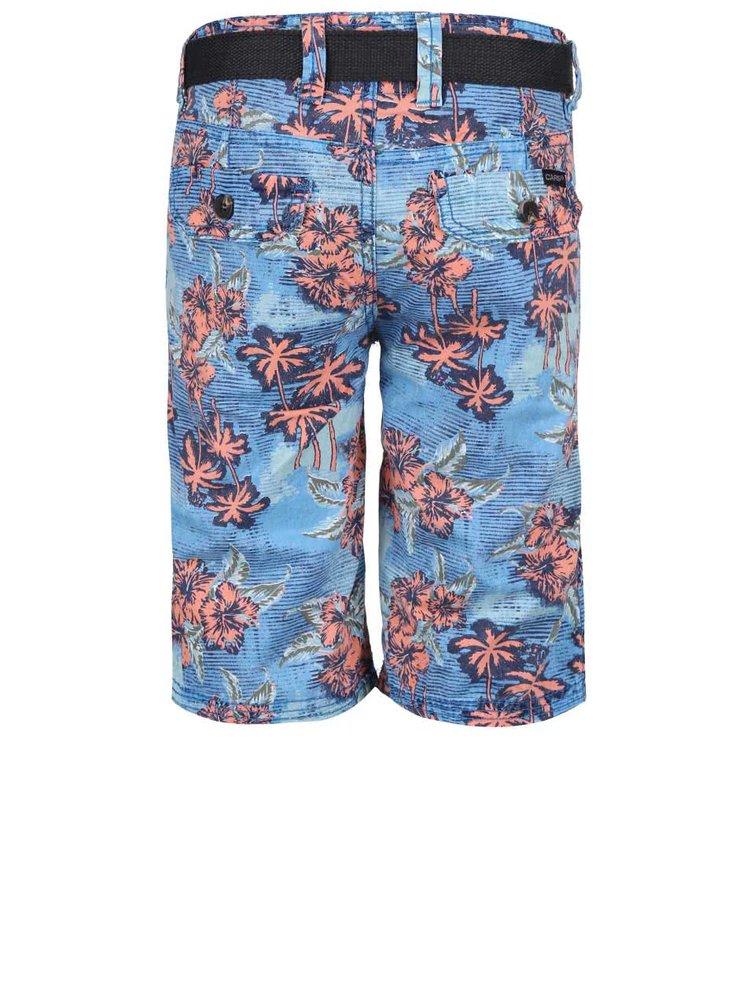 Pantaloni scurți Cars Jeans Sangro albaștri de băieți