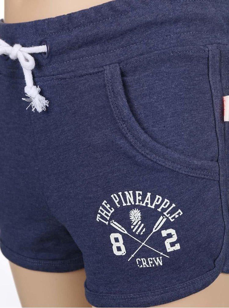 Tmavomodré dievčenské kraťasy Cars Jeans Shorty