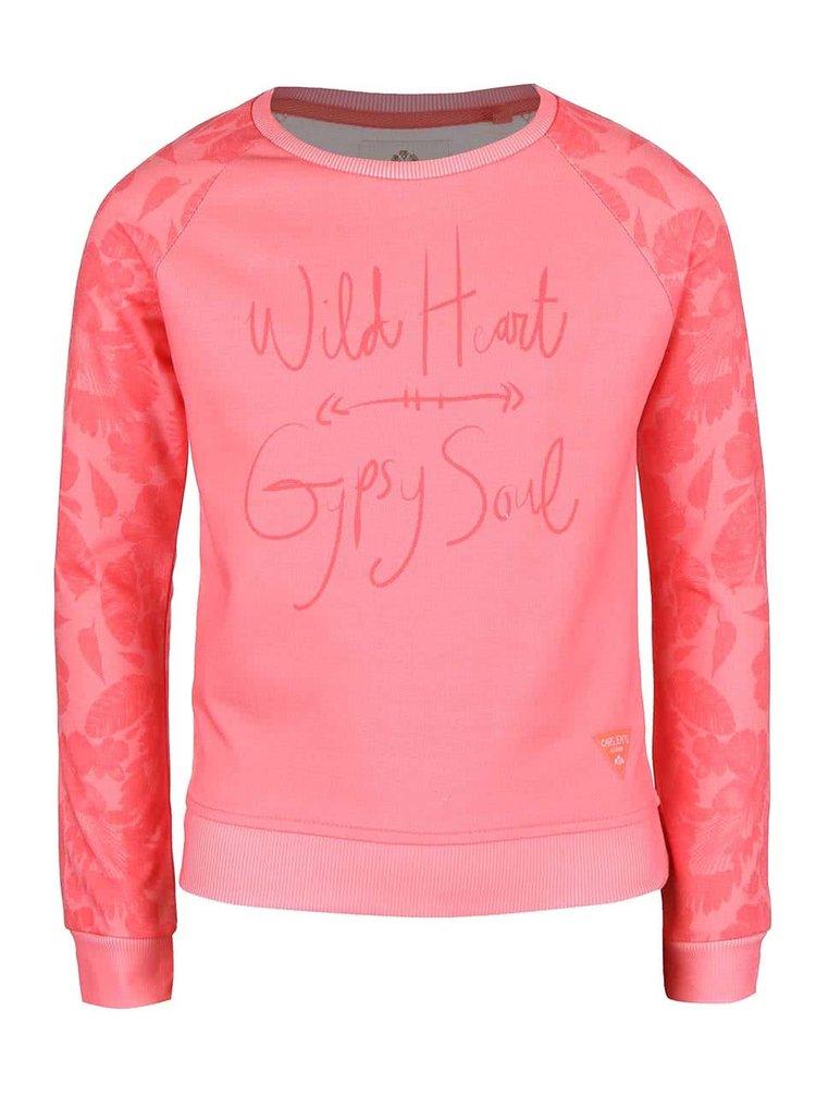 Bluza Cars Jeans Suzy corai pentru fete