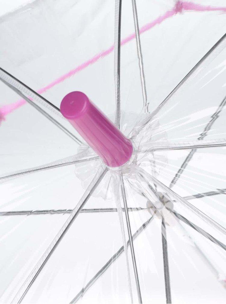 Umbrelă transparentă Lindy Lou