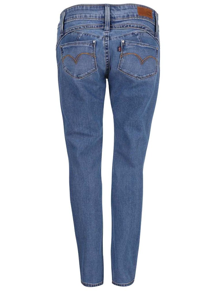 Modré dámské skinny džíny Levi's® Revel