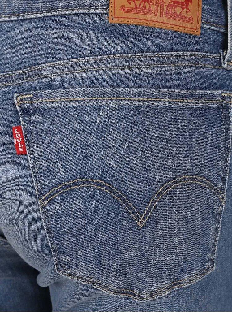 Světle modré dámské super skinny džíny Levi's® Innovation