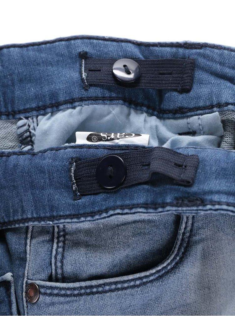 Blugi Cars Jeans Cratter albaștri de băieți