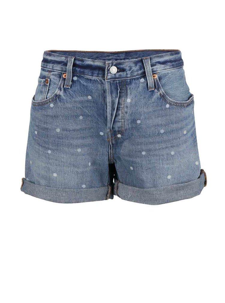 Pantaloni scurti Levi's® 501 CT din denim cu buline