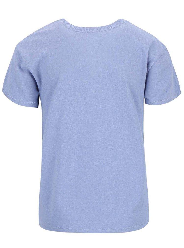 Tricou Levi's® albastru de damă cu print