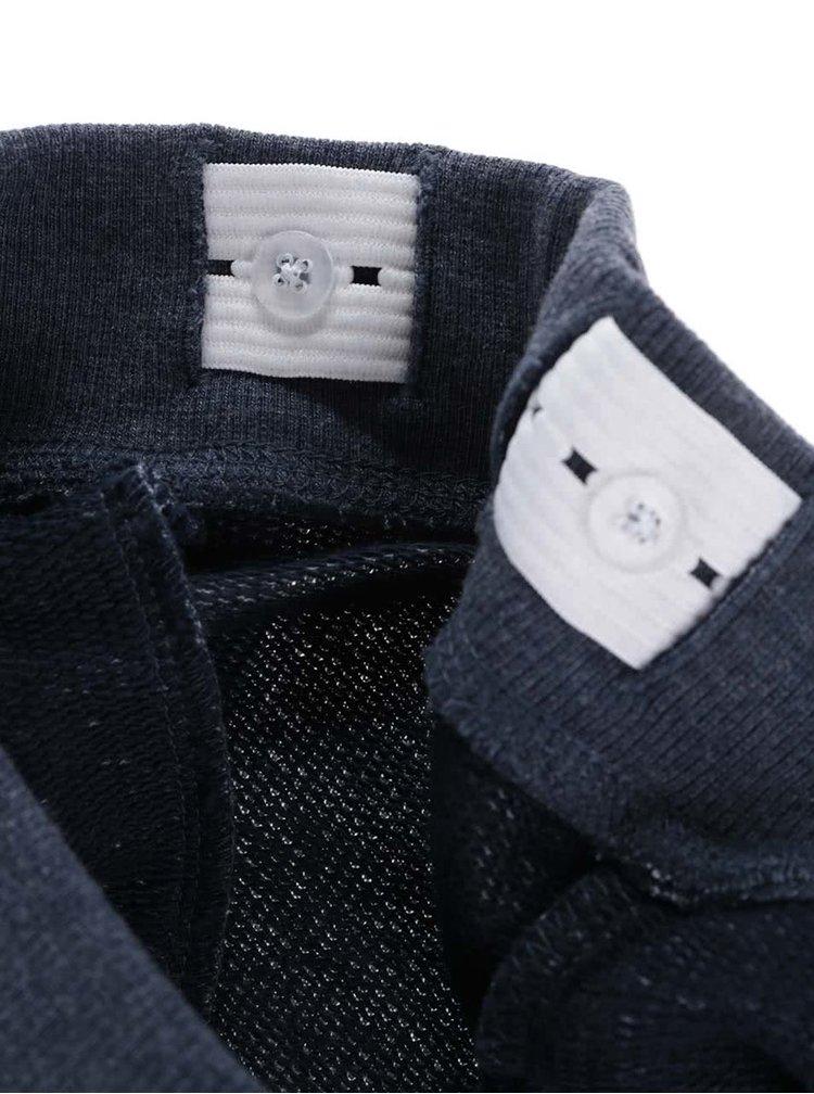 Pantaloni scurți de băieți Name It Nithib albaștri