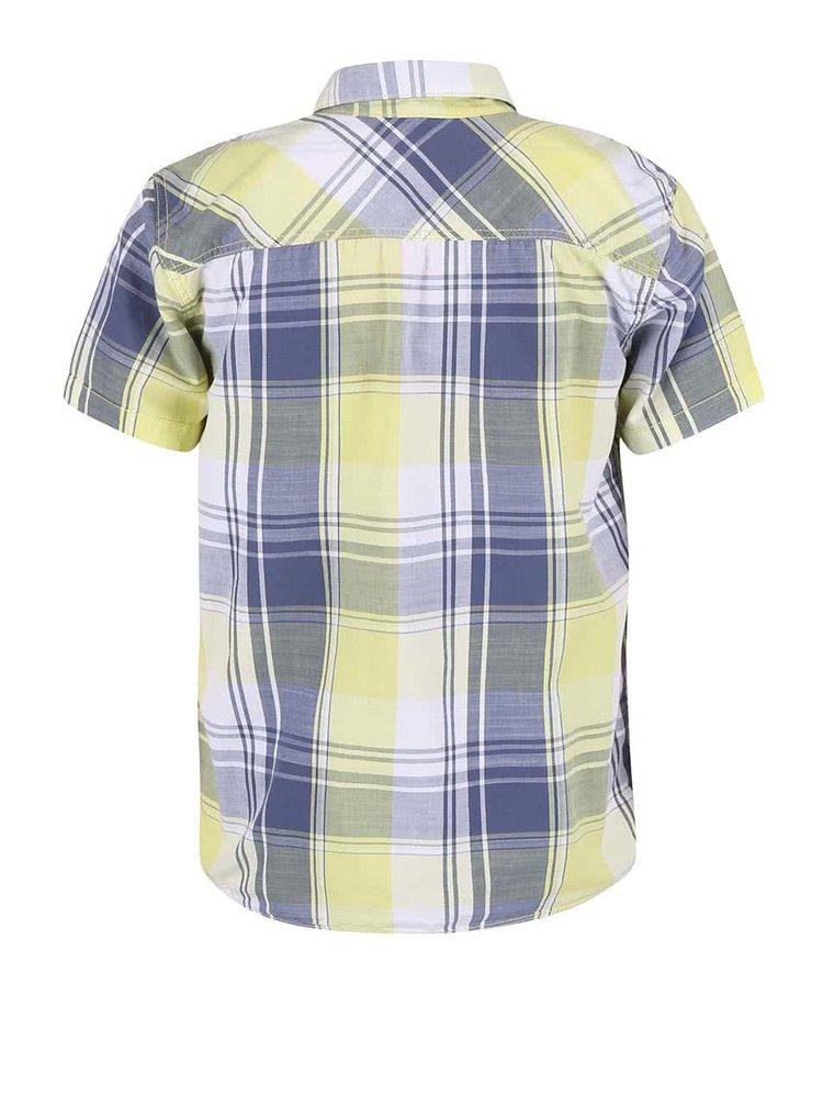 Žltá chlapčenská košeľa name it Hans