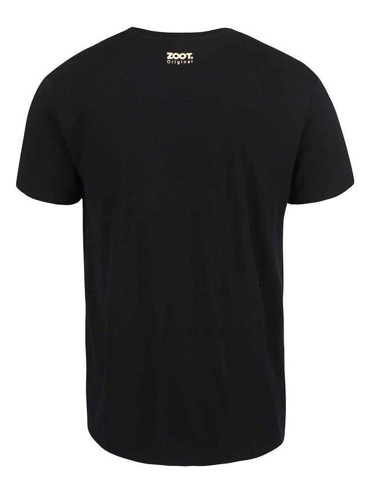 Černé pánské triko ZOOT Originál Pohár