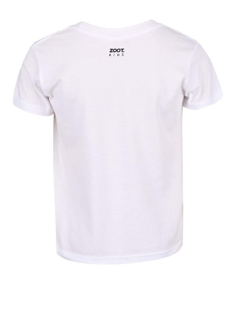 Bílé dětské tričko ZOOT Kids Hokejová hvězda