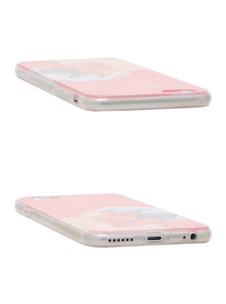 Růžový ochranný kryt na iPhone 6/6S Plus Epico Bluehead