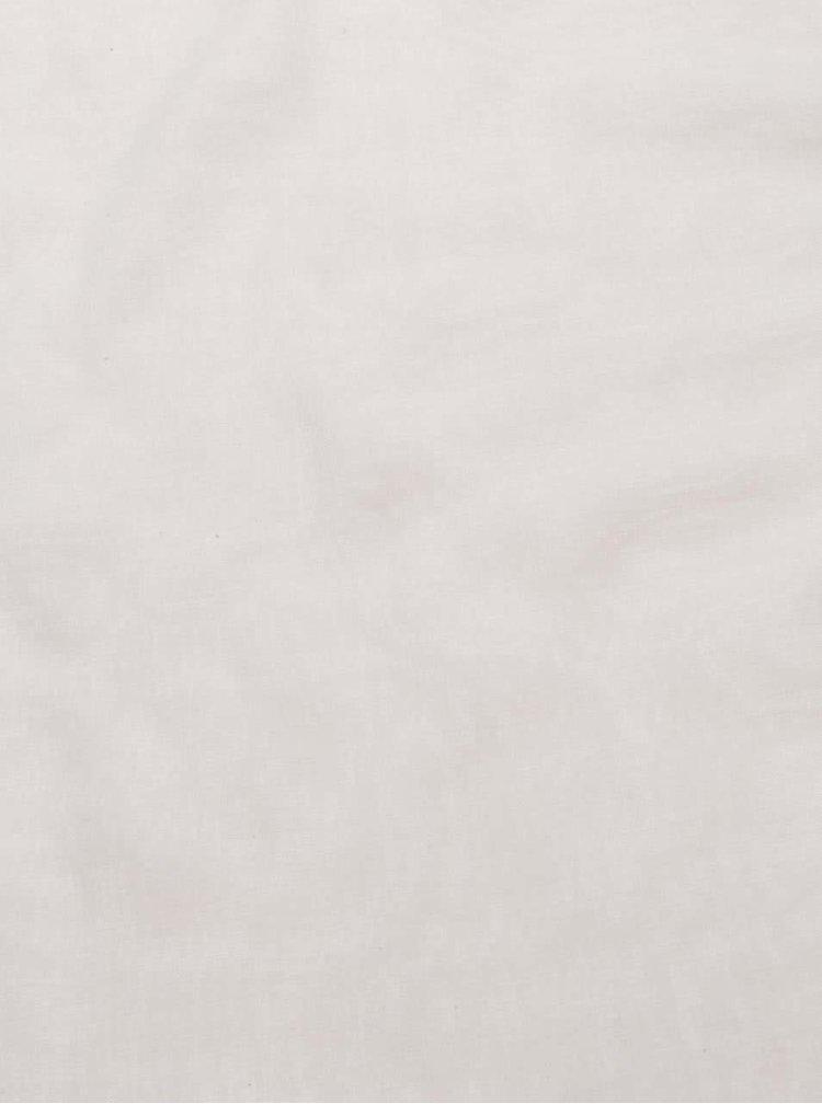 Světle šedý lehký šátek Pieces Nuti