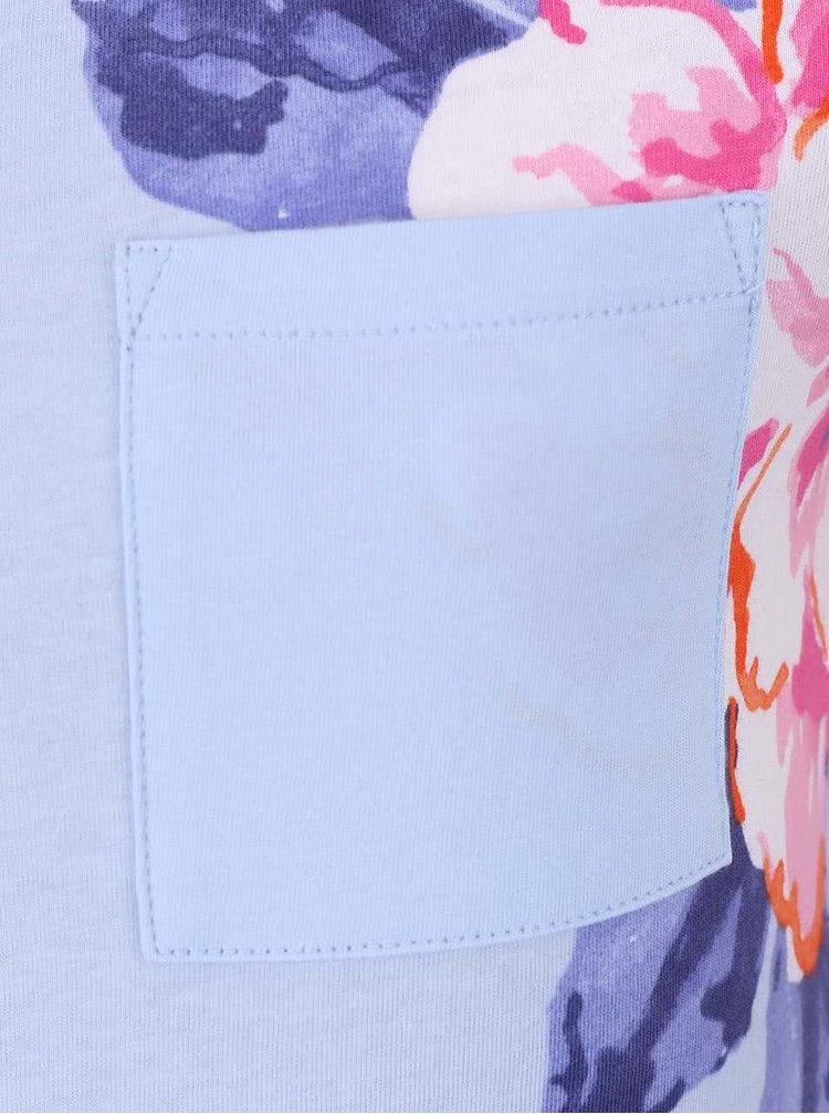 Rochie Tom Joule Jessica albastră cu model floral