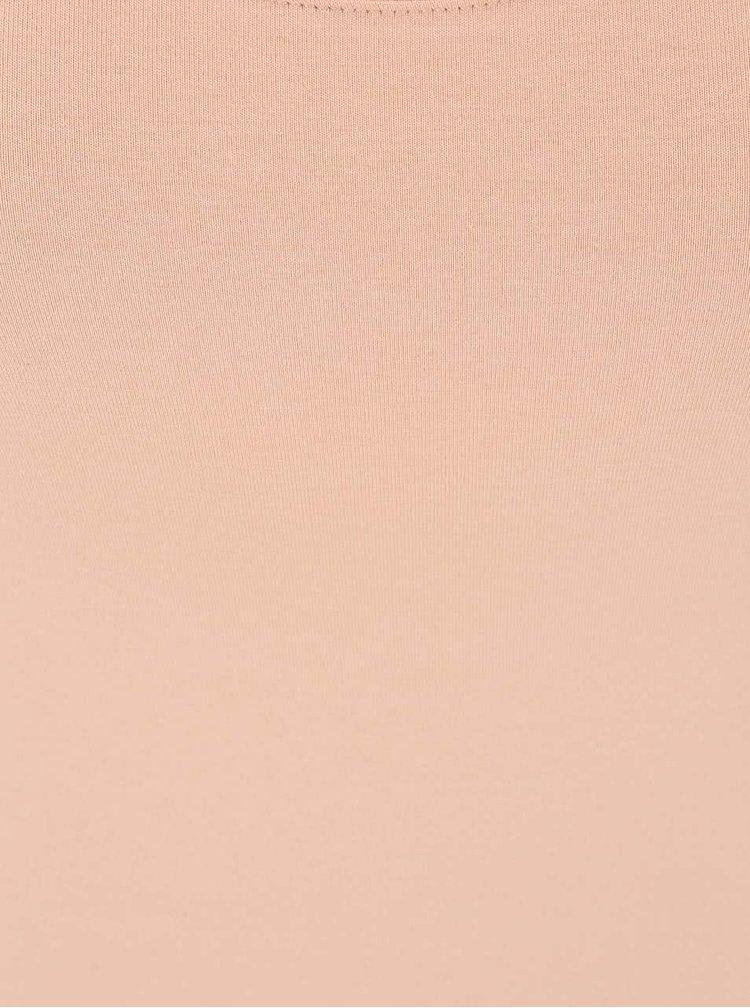Rochie maxi VILA Honesty New roz prafuit