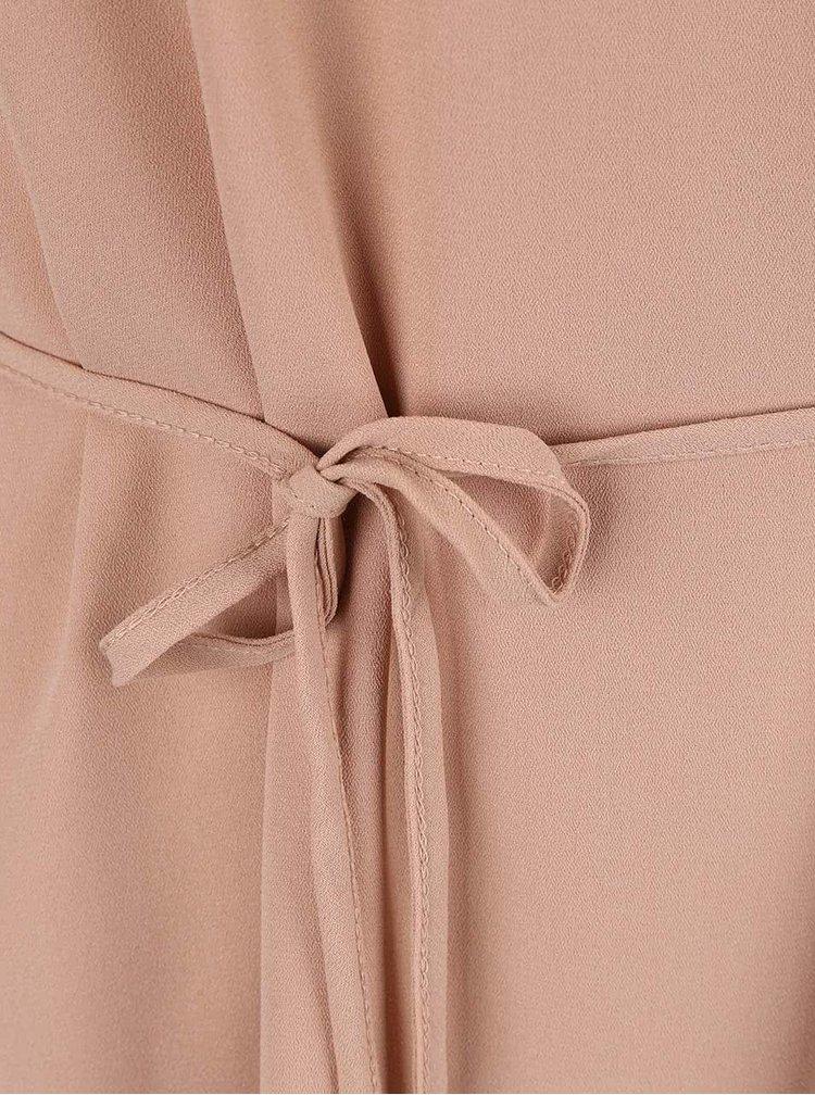 Rochie VILA Vani roz pal
