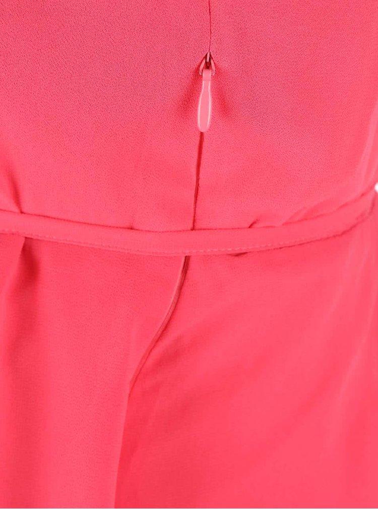 Ružové tehotenské šaty Mama.licious Mary