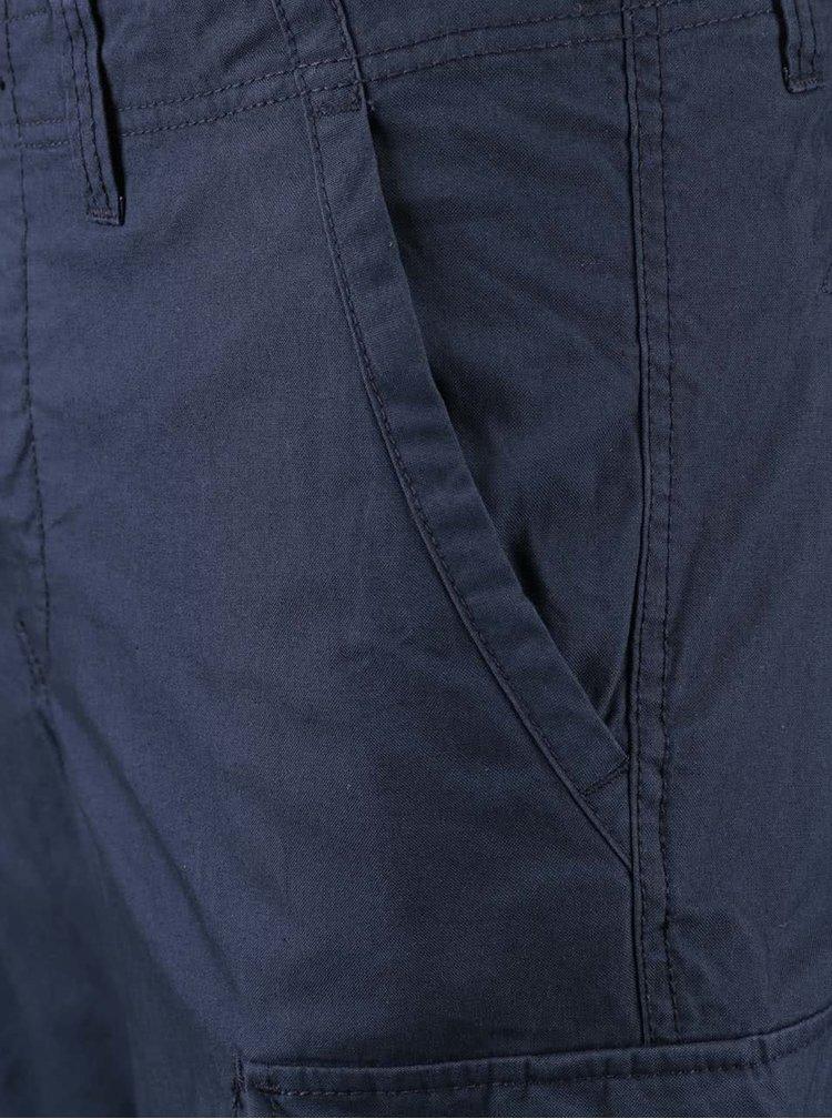 Pantaloni scurti Jack & Jones Preston albastru inchis