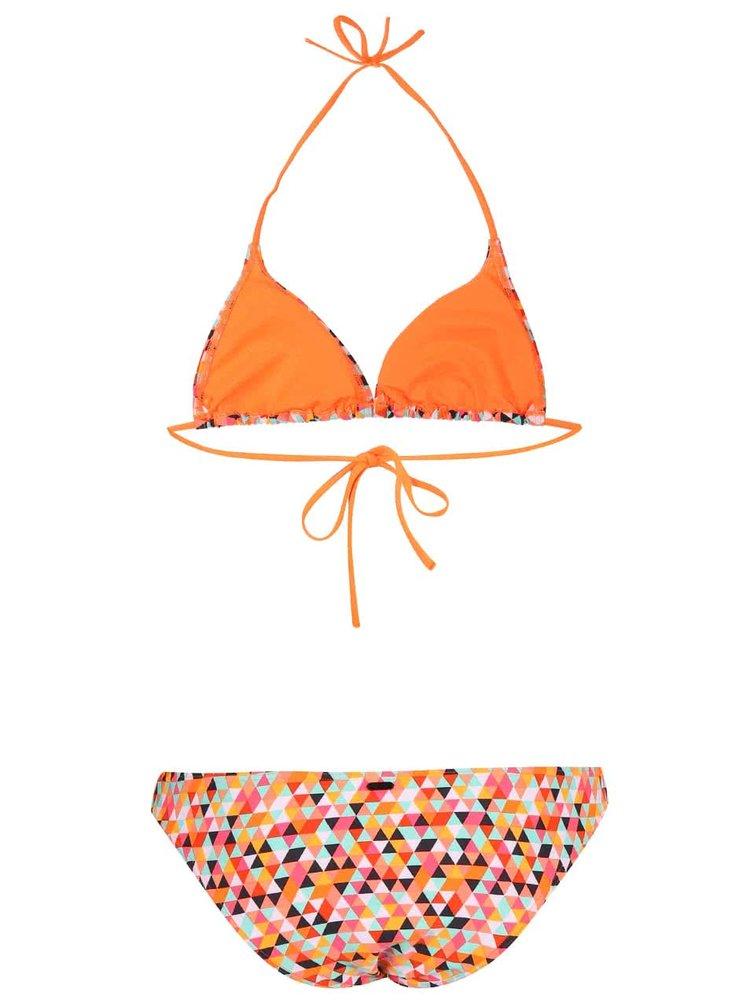 Costum de baie Rip Curl Mezcal portocaliu