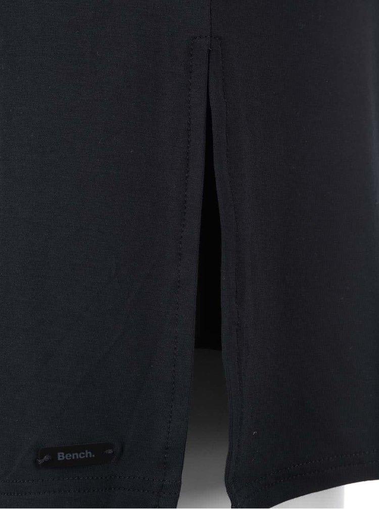 Černý overal s průstřihem na zádech Bench Yearnfor