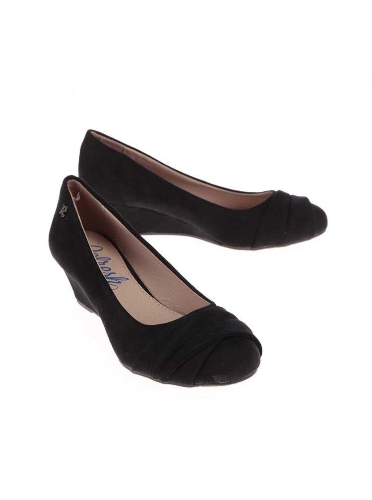 Pantofi Refresh negri