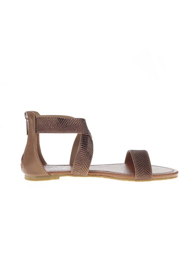 Sandale Refresh maro