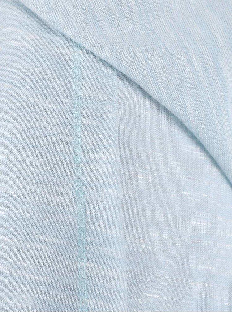 Světle modrá lehká mikina Bench Breeze